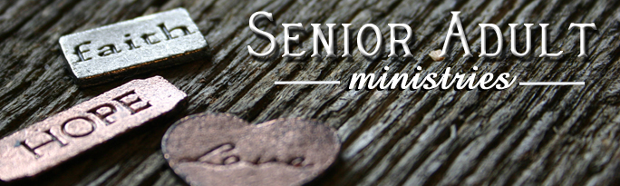ministry with seniors